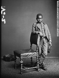 Striking photos reveal hidden history of black Britons in the Victorian era | Black History Month Resources | Scoop.it