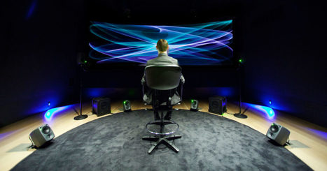 Inside the Sound Lab That Uses VR to Build Immersive Spaces | audio branding | Scoop.it