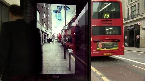 Unbelievable Bus Shelter   Pepsi Max. Unbelievable #LiveForNow - YouTube   Médias   Scoop.it