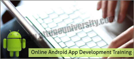 Start Your Career as Android Application Developer | attuneuniversity | Scoop.it