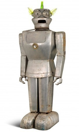 Christie's putting 1950s vintage Cygan robot under the hammer | VintageLifeStyle | Scoop.it