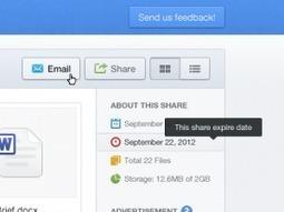 JumpShare. Partage et visualisation de documents en ligne | Les outils du Web 2.0 | Scoop.it