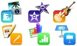See What's New Inside Refreshed iLife and iWork Apps for iOS | Technology Bits & Bytes | Scoop.it