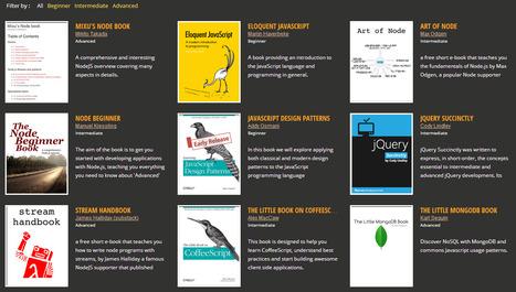 Collection de Ebooks gratuits pour le Javascript : JSbooks | Time to Learn | Scoop.it