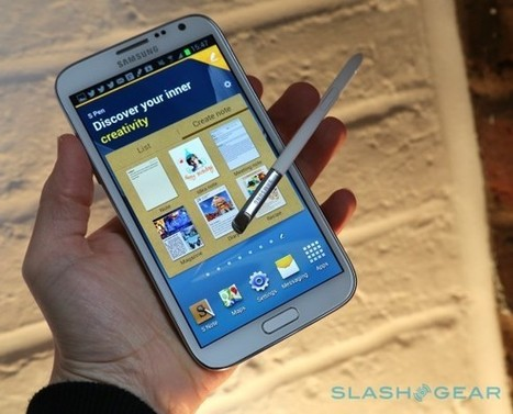 Samsung's 2012 | Mobile IT | Scoop.it