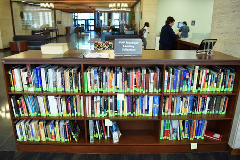 FLIP lending library enables low-income students to save on textbooks | Librarysoul | Scoop.it