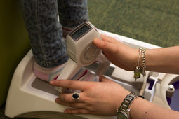 Measuring up: How the Apple iPad is changing Clarks shoe shopping - Pocket-lint | Changing face of Retail | Scoop.it