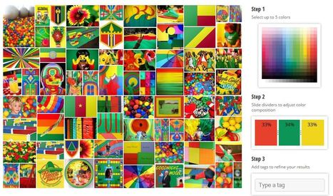Search images by colour! | talkprimaryICT | Scoop.it