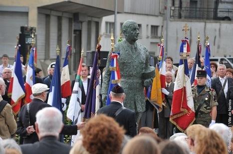 Appel du 18 juin 1940. La mémoire du général de Gaulle dans les rues de Nantes- [DPARC-Ville de Nantes] | Histoire 2 guerres | Scoop.it