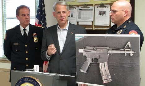 New York Congressman Steve Israel to Propose New Bill to Ban 3D Printed Firearms | Peer2Politics | Scoop.it