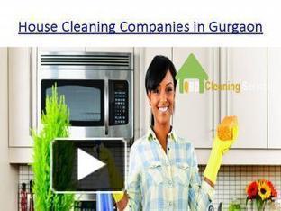 Housekeeping Companies in Gurgaon | Home Cleaning | Scoop.it