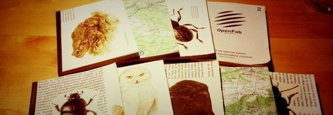 Notebook | OpenFab | Action culturelle | Scoop.it