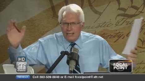 Right-wing radio host Bryan Fischer says First Amendment only protects Christians | Daily Crew | Scoop.it