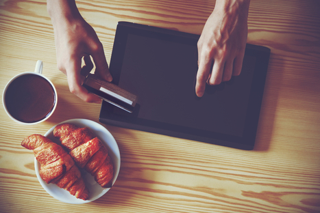 Why Mobile Matters In Restaurant Payments | Yes we pay ! | Scoop.it