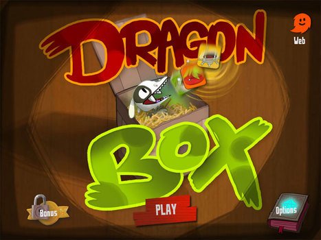 DragonBox: Algebra Beats Angry Birds | 21st Century Media Learning Center | Scoop.it