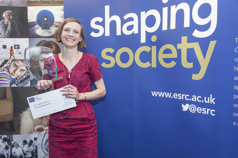 Award winning researcher shifts policy mindset on cycling | ESRC press coverage | Scoop.it