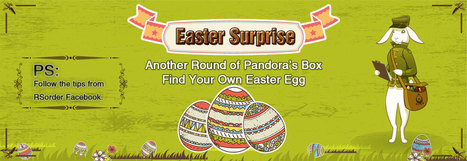 Another Round of Pandora's Box – Easter Surprise on RSorder! | Evolution of Combat Improvements and rs gold | Scoop.it