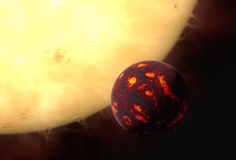 Analizzata l'atmosfera del pianeta extrasolare 55 Cancri e | Space & Astronony | Scoop.it