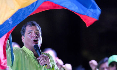 Why Ecuador loves Rafael Correa | Building coalitions in rethinking growth & development | Scoop.it