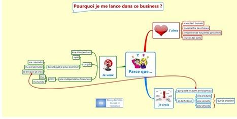 Formation : Visual Mapping pour Starters et Entrepreneurs | Cartes mentales | Scoop.it
