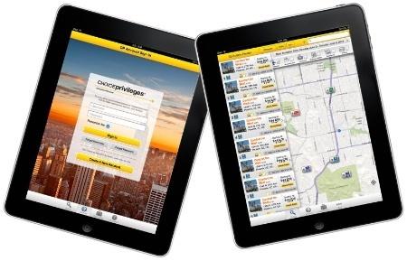 Choice Hotels International sur iPad | Web marketing hotelier | Scoop.it
