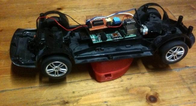 Raspberry Pi: RC Autos mit PiCar selbst programmieren » Jan Karres