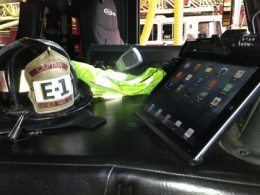 Menlo Park Fire Engines Outfitted With iPads « CBS San Francisco | volunteer fire departments and the struggles they face | Scoop.it