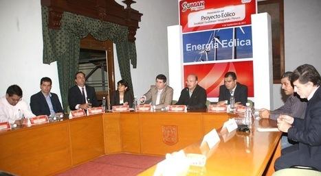 Van 300 mdd para planta de energía eólica en Zacatecas - Lasnoticiasya   Energía y Renovables   Scoop.it