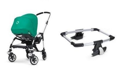 Buying And Reviews zeed86 Low Price Online!! 2013. #1: On sale For Bugaboo Bee Stroller WITH Chicco Carseat Adapter (Jade Green) | Buying And Reviews zeed86 Low Price Online!! 2013. | reviews | Scoop.it
