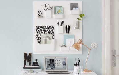 4 organiseurs muraux pour le bureau | Décoration | Scoop.it
