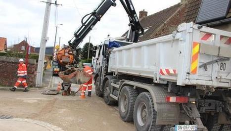 Arques: une coupure d'eau sans trop de conséquences - La Voix du Nord | water news | Scoop.it