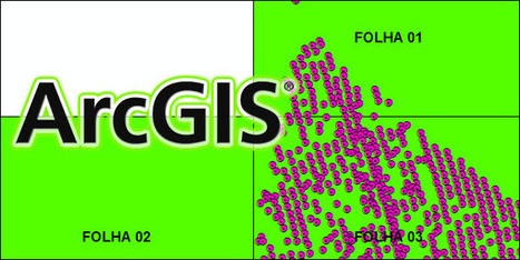 ArcGIS 10.2: Spatial Join – Contagem de Pontos no Poligono | Digital Cartography | Scoop.it
