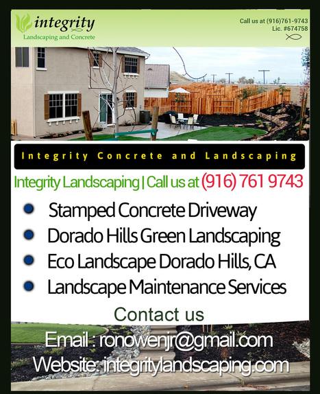 Decorative Patios Rocklin | Integrity Landscaping | Scoop.it