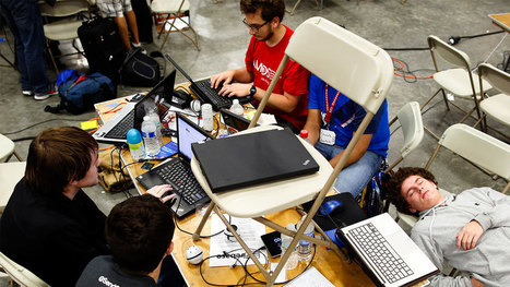 Hackathons Aren't Just for Coders   Pourquoi's innovation and creativity digest   Scoop.it