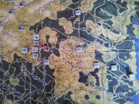 STRATEGIKON • CR Stonewall Jackson's Way | Wargamegeek | Scoop.it