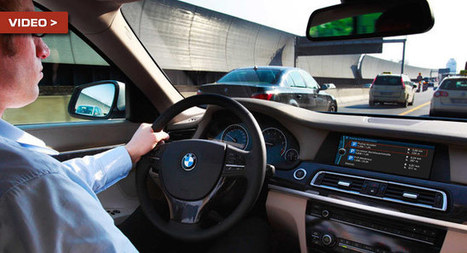 BMW Working to Bring Ads to its Cars - Carscoops (blog) | ThinkinCircles | Scoop.it