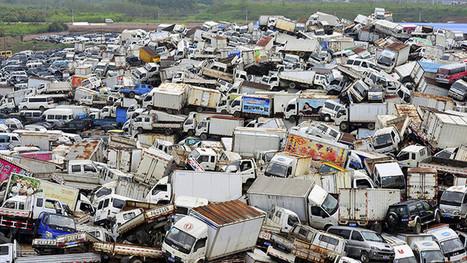 Vea las estremecedoras imágenes que muestran las consecuencias de la vida humana sobre la Tierra - RT | Global politics | Scoop.it