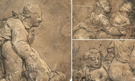 Museum of London unveils set of VERY racy 18th century tiles | British Genealogy | Scoop.it