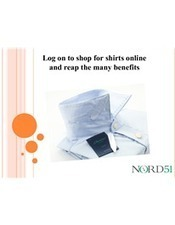 Log on to shop for shirts online and reap the many benefits | Online Shopping | Scoop.it