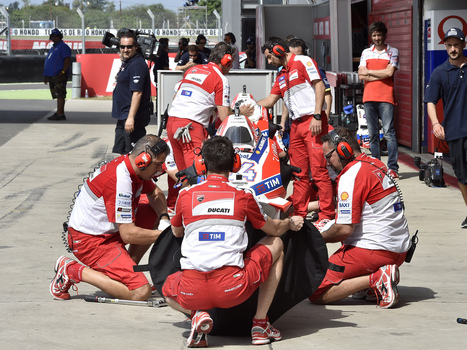 MotoGP: Ducati already focusing resources on Lorenzo | Ductalk Ducati News | Scoop.it