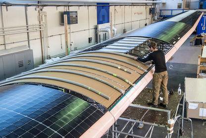 SOLAR IMPULSE - Solar Impulse 2 preparing for the round-the-world trip with solar energy | Aviation | Scoop.it