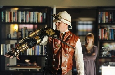 What is Steampunk? The Genre Examined by Writers Who Write It | WritersDigest.com | steampunk | Scoop.it