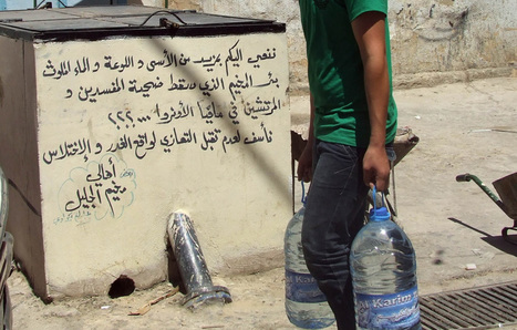 Palestinian Refugees in Lebanon Struggle for Water | UNWRA neglecting to supply the most basic need: WATER | Occupied Palestine | Scoop.it