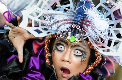 Gallery: Grand Carnival of Jember Fashion in Indonesia | CLOVER ENTERPRISES ''THE ENTERTAINMENT OF CHOICE'' | Scoop.it