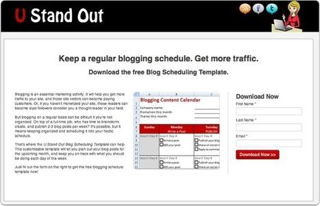 The Best 15 Internet Marketing Tips for Your Blog | Inbound Marketing shift | Scoop.it