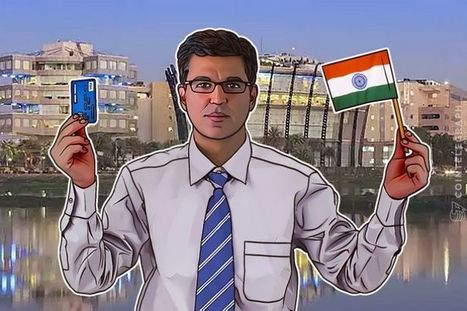 Visa Plans Blockchain Push From India -CoinTelegraph | COINBOARD | Scoop.it