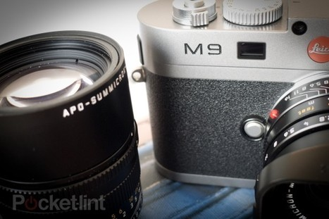 The Leica M9 experience - Pocket-lint | Sculpting in light | Scoop.it
