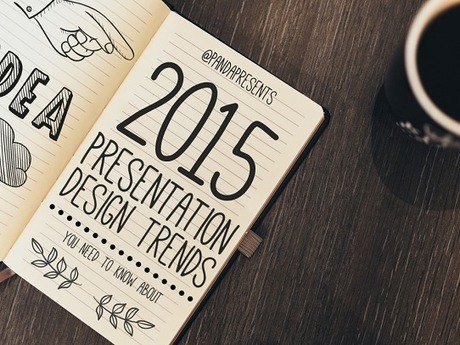 5 Presentation Design Trends for 2015 | Digital Presentations in Education | Scoop.it