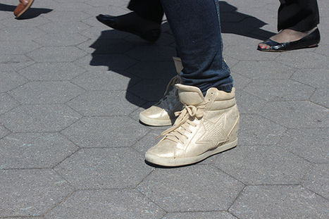 Students sport brand-name sneakers in latest fashion trend | Chanel | Scoop.it