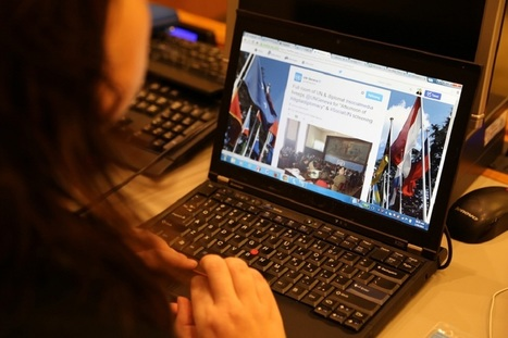 UN News - UN highlights power of social media in modern diplomacy during day-long New York event | Diplomatic Tales | Scoop.it